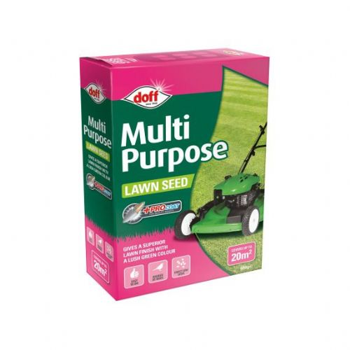 Doff Multi Purpose Lawn Seed With Procoat 500g